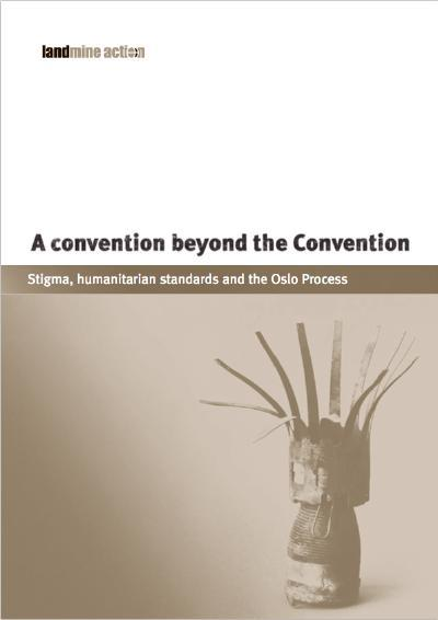 A convention beyond the convention
