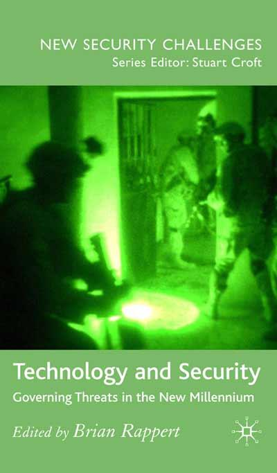 Technology and Security (cover)