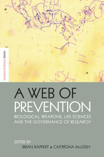 A Web of Prevention (cover)